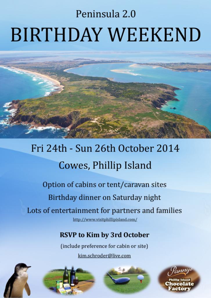 phillip island flyer